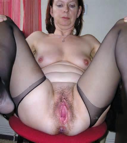 453 volwassen oude lelijke Wives slipje mollig harige Pussy 4 JPG