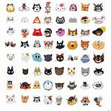 Cartoon katten beroemde Cartoons beroemde Cat Cartoons kat Pussy Cat