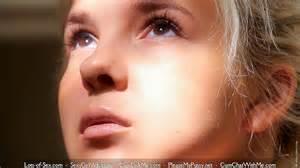 Echte Angel kleine kleine Petite Blonde tienermasturbatie film Teaser